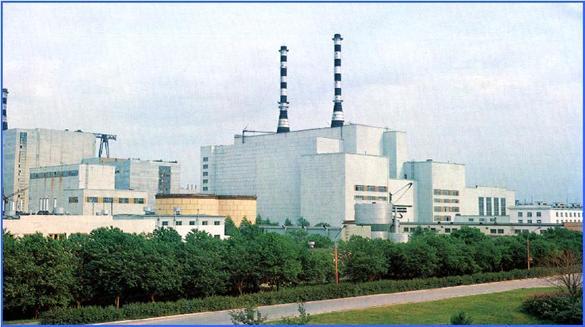 АЭС с реактором БН-600